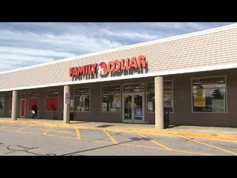 Woman overdoses next to child inside Family Dollar