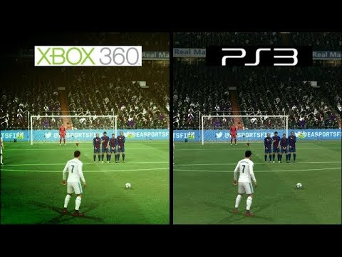 Fifa  Vs Ps Graphics Comparison