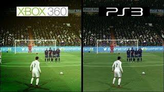 FIFA 18 | Xbox 360 VS PS3 | Graphics Comparison