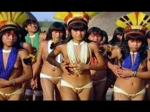 The Tribe In The Picture Uncontacted Amazon Tribe ...