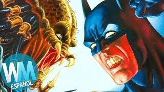 ¡Top 10 PERSONAJES que le dieron una PALIZA a Batman!