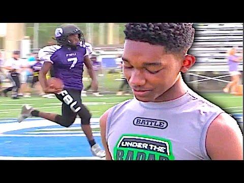 Glenn Rice | 7th Grade Quarterback | Dallas TX | 🔥🔥 UTR Youth Spotlight