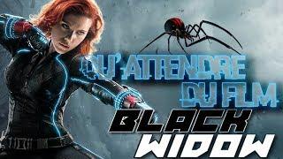 QU'ATTENDRE DU FILM BLACK WIDOW ?