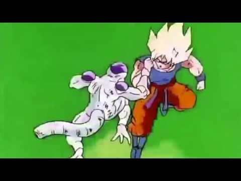 Dragon Ball Z Space Ghost Pussy   Goku VS Frieza