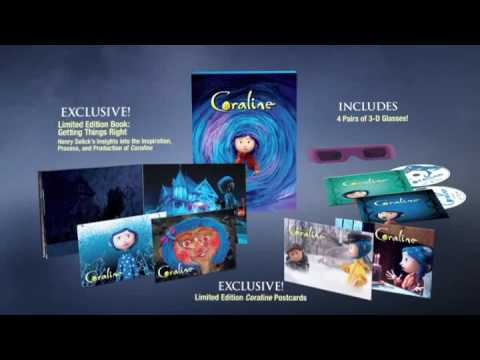 Coraline Limited Edition Gift Set Youtube