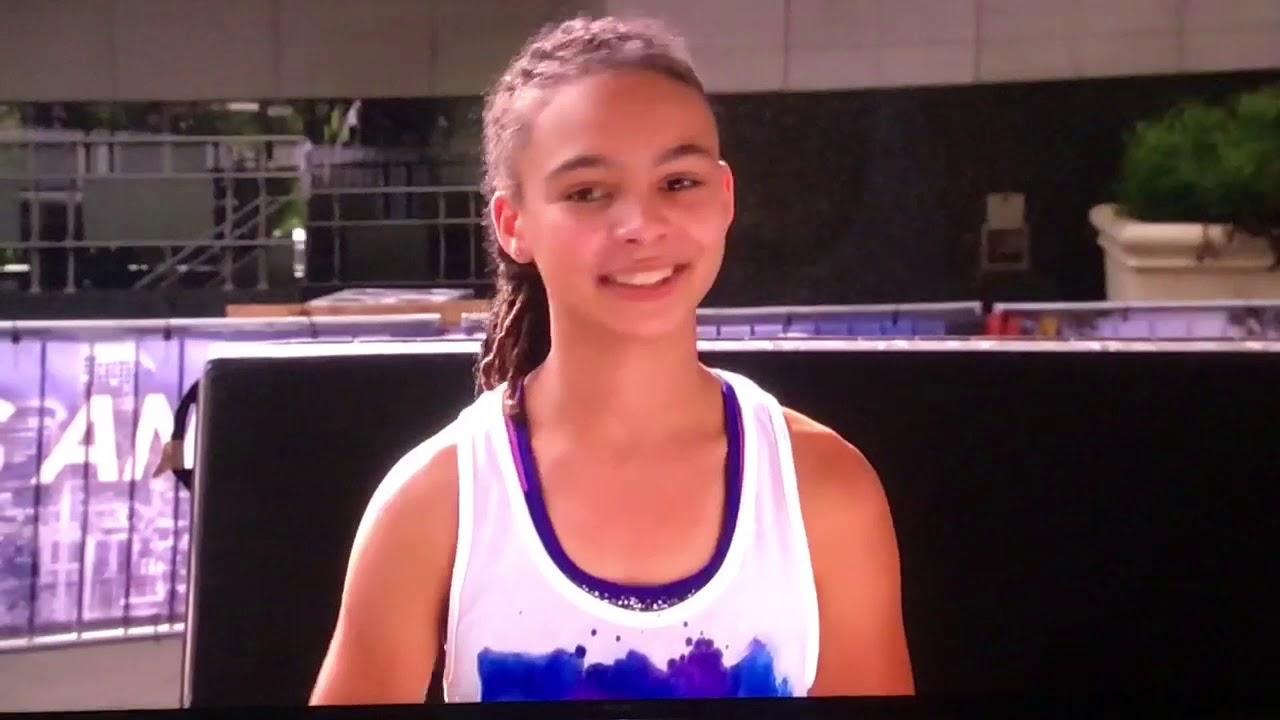 7cceda1e American Ninja Warrior Junior Girls - American Prize Winning