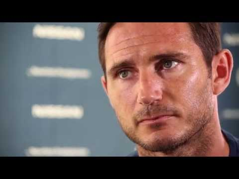 Frank Lampard Exclusive Interview