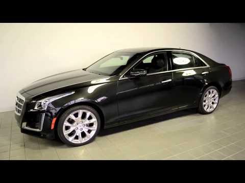 Cable Dahmer Chevrolet >> 2014 Cadillac CTS AWD Premium Black Diamond 2225 122288 - YouTube