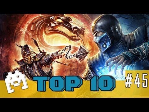 Top 10 En Iyi Dövüş Oyunları Youtube