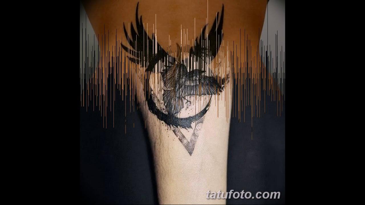 тату вороны значение все значения татуировок с воронами