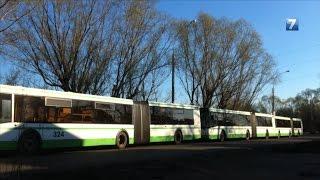 10 автобусов ПАТП-1 вернулись в Ярославль.(, 2015-05-06T17:41:26.000Z)