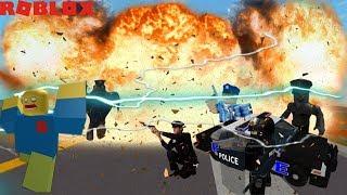 5 Cops Vs 1 Verbrecher - Roblox