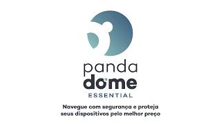 Panda Dome Essential - Deixe de se preocupar com ameaças da internet