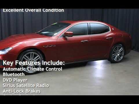 2015 Maserati Ghibli S Q4 for sale in Phoenix, AZ