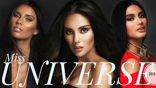 MISS UNIVERSE 2018 - TOP 3 (Girls Like You - Maroon 5 feat Cardi B)