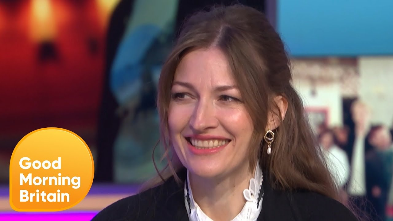Download Kelly Macdonald Couldn't Make Eye Contact With Ewan McGregor on Trainspotting | Good Morning Britain