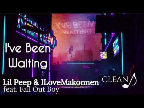 Ive been waiting lyrics lil peep clean