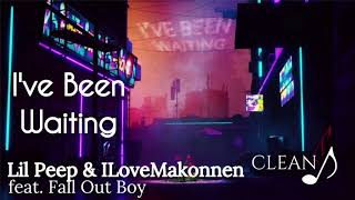 I've Been Waiting (Clean) - Lil Peep & ILoveMakonnen feat. Fall Out Boy Video