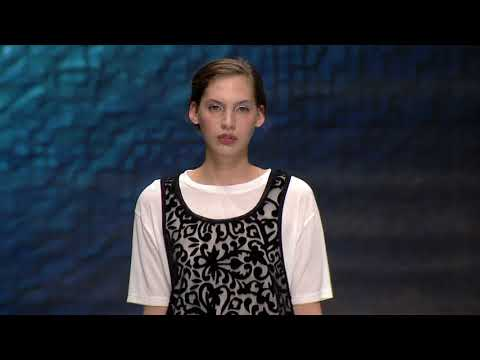 DORIN FRANKFURT - GINDI TLV FASHION WEEK 2015