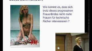 """""""Frauen, Männer, Informatik"""", Weihnachtsvorlesung 13.12.2013, Prof. Dr. Hannah Bast"""