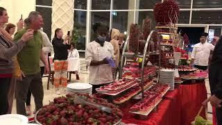 Клубничная вечеринка в отеле Лабранда Роял Макади Labranda royal makadi 5 Отдых в Египте 2021