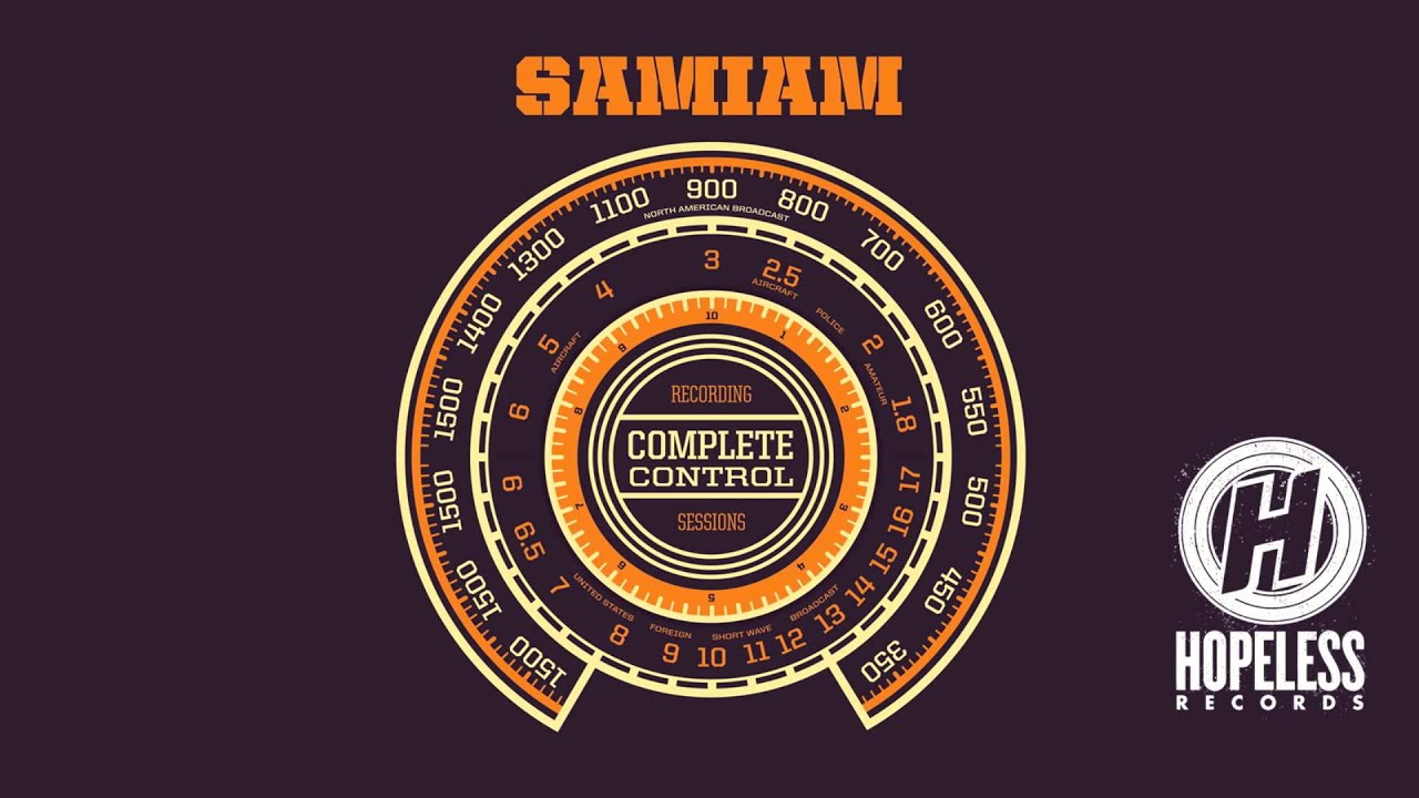 Samiam - September Holiday (Complete Control Sessions)