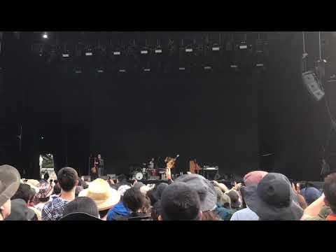 Jack Johnson - Do You Remember(@ Fuji Rock Festival 180729)