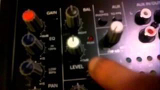 New Mixer: Alto Professional ZMX52