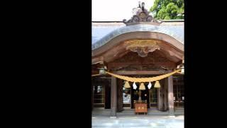 越中一宮 高瀬神社 2011年10月13日