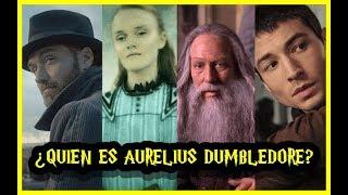 ¿Quien es Aurelius Dumbledore? ¿Credence es un Gaunt? -Teorías Los Crímenes de Grindelwald