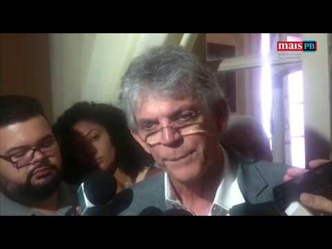 """Ricardo desdenha da pré-candidatura de Manoel Junior: """"Fogo de palha"""""""
