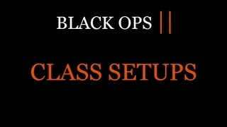 bo2 best class setup multiplayer gameplay black ops 2 best gun msmc setups online full hd