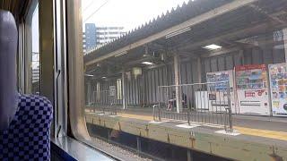 鹿児島本線 811系 快速 モハ811-5 走行音 博多~二日市