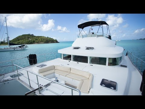 Lagoon Power 43 For Sale in Antigua - SOLD