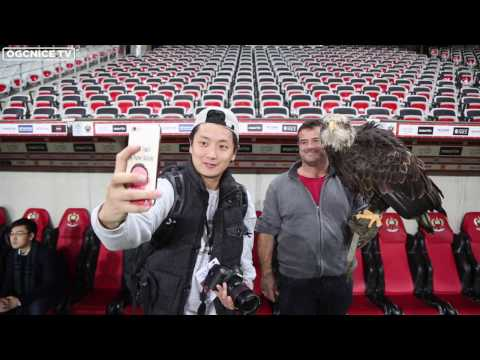 The Chinese watch on (OGC Nice media tour)