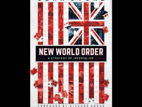 New World Order, A Strategy For Imperialism by Sean Stone (Oct 2016) William Yandell Elliott