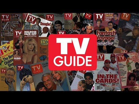 Programming Nostalgia: TV Guide
