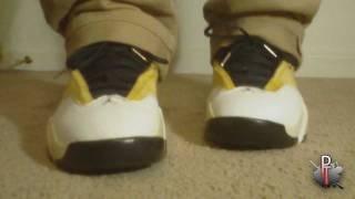 OG Air Jordan XIV 14 Low Ginger - YouTube