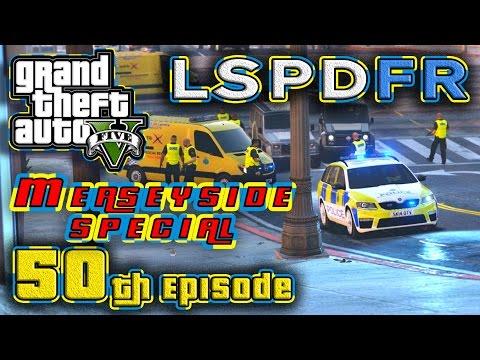 ♦GTA 5 LSPDFR♦ 36Hr Shift!  [Matrix/ MerseySide Patrol]