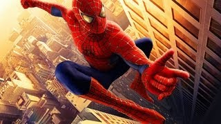 Spider-Man Official Trailer (2002)