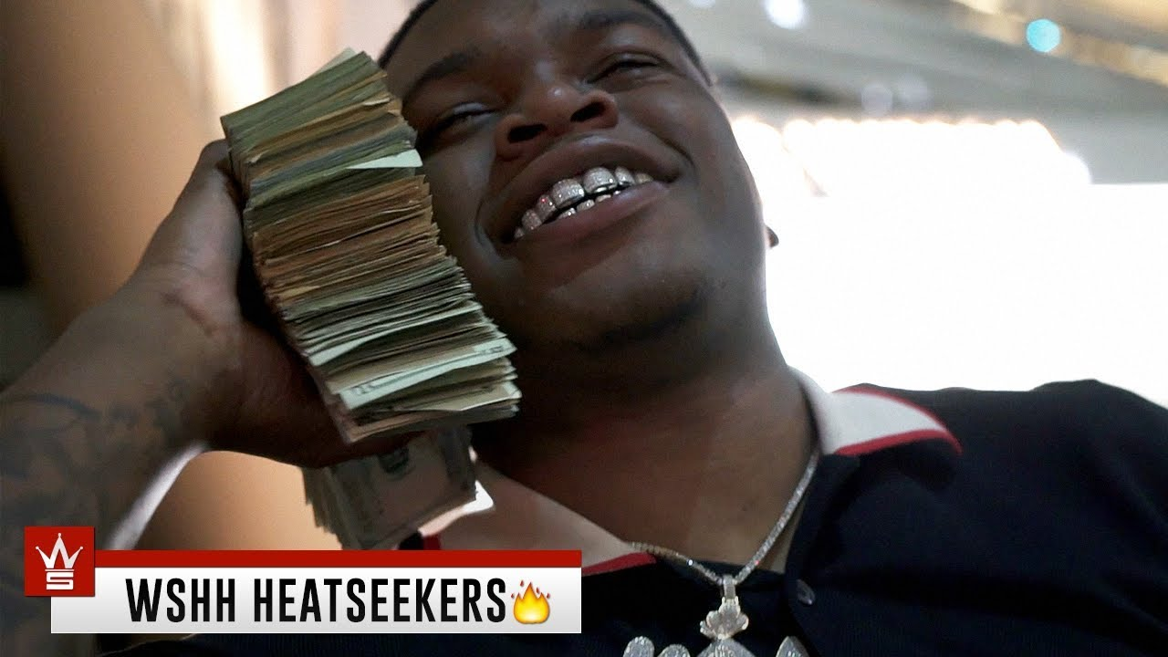 KennyMuney - Walk In/Worst Day [WSHH Heatseekers Submitted]