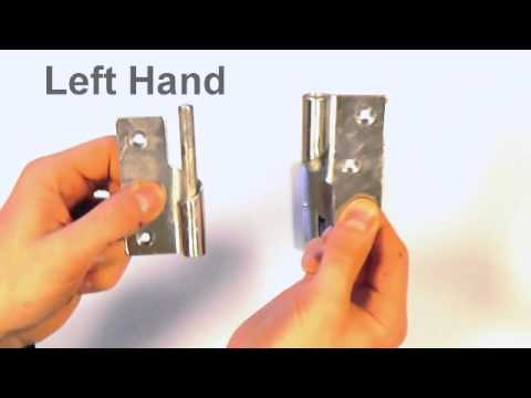 Rising Door Hinges From Ironmongery Online Youtube