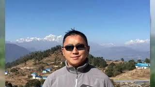 Hearty Condolence. Rip. To khumbu pasang lhamu municipality mayor Nim dorje sherpa