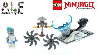 Lego Ninjago 70683 Spinjitzu Slam - Zane Speed Build
