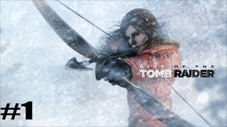 [LIVE] Rise Of The Tomb Raider (DUBLADO) - Gameplay #1