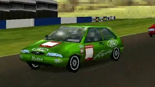 PLAYSTATION 1 - TOCA 2 Touring Cars: Ford Fiesta