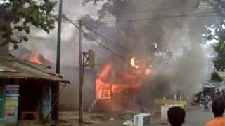valencia city bukidnon Fire