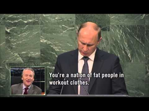 Real Time with Bill Maher: Putin's Hard Truths (HBO)