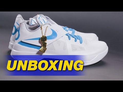 Nike KD 4 Retro