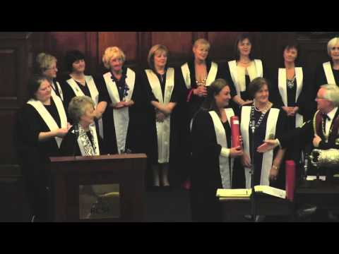 RCSI Faculty of Nursing & Midwifery Honorary Conferring Ceremony